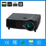 Entertainment 720p 800*480 Video Projector Support 1080P