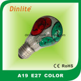Colorful Incandescent Craft Bulb