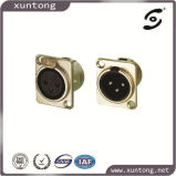 CATV BNC Male to RCA Female Adaptor Plated Connector