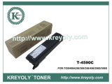 Copier Black Toner for Toshiba T-4590D 10K
