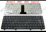 Computer Laptop Keyboard for HP Pavilion DV2000 V3000 Br