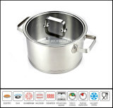 Stainless Steel Casserole Soup Pot