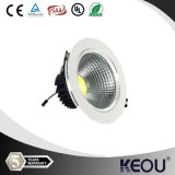 4 Watt Nichia SMD2835 COB LED Downlight Black White