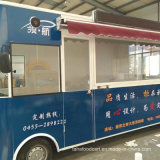 Mobile Food Cart with Wheels, Street Food Kiosk Cart for Sale