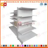 Metal Gondola Shelving Customized Supermarket Display Shelf (Zhs177)