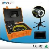 Wps Waterproof IP68 CCTV Sewer Drain Tube Pipe Camera