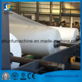 Excellent Quality Jumbo Roll Rewinding Machine Producing Small Toilet Paper Roll