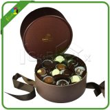 Round Cartoon Boxes for Candies