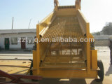 High Efficiency Mobile Vibrating Screen Price