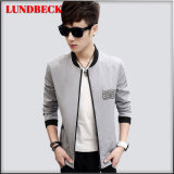 High Quality Single Fashion Jacket for Men 2017