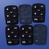 Laser Etching Rubber Silicone Keypad