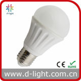 7.5W High Lumen New Style ERP Pear Shaped LED Bulb