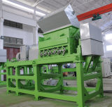 High Profit Low Price (rubber mulch) Waste Tyre Recycling Line for Sale (Dura-shred 201426)