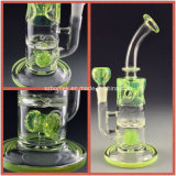 Wholesale Glass Water Pipe Glass Bubbler Water Pipe Oil Rig DAB Rig Tobacco Pipe