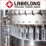 Automatic Small Capacity Bottled Sparkling Water/Wine Filling Machine/Bottling Machine