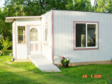 Steel Prefabricated House/Modular Homes (pH-22)