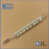 FDA CE ISO Approval Rectal Clinical Mercury Thermometer with Higher Quality