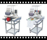 Single Head Tubular Embroidery Machine for Cross Stitch Embroidery