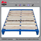 Warehouse Storage Steel-Wood Pallet