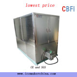 Water Cooling Industrial Ice Cube Making Machine