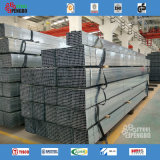 Square Carbon Galvanized Steel Pipe
