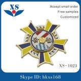 Cheap 3D Custom Metal Military Badge/Police Badge
