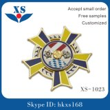 Soft Enamel 3D Customized Metal Pin Badge
