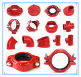 Grooved pipe fittings and Couplings