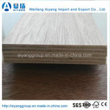 25mm Poplar/Eucalyptus Core Okume/Bintangor/Sapeli Commercial Plywood for Furniture