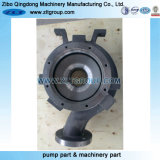 Titanium Chemical Centrifugal Water Pump Casting Parts