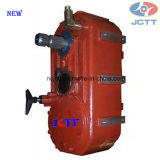 Transmission Gear Box with Two-Shifts for Tmr Mixer