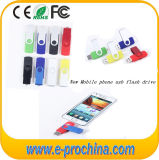 Customized Mobile Phone USB Flash Drive OTG USB Flash Memory