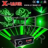 DJ Lighting Green Laser for Disco Club, Pub