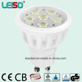 Standard Size 580lm LED Spotlight (LS-S505-GU10-NWW/NW)