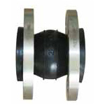 Flanged Single Sphere Flexible Rubber Expansion Joint