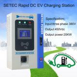 20kw 44A Wall Mounted EV Charging Station
