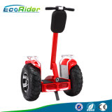 1266wh 72V Double Battery Electric Vehicle 21 Inch Electric Chariot Self Balancing Scooter