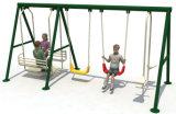Outdoor Playground Kids Metal Swing Sets