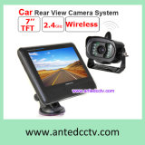 Wireless Automotive Rear View Camera System with Monitor