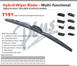 Hybrid Wiper with OE Exact Fit Adaptors