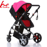 High Landscape Children Stroller for 0-2 Year Old