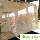 Hot Sale China Polished Yellow Honey Onyx Marble Stone Slab and Tile