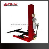 Junhv Portable Single Hydraulic Cylinder Post Service Auto Car Lift