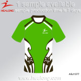 Sublimation Fashion Any Logo Blank All Blacks College Rugby Jersey