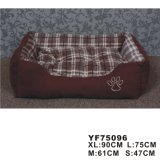 Soft Pet Bed for Dogs, Pet Accessories Wholesale China (YF75096)
