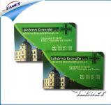 125kHz Proximity Blank Printable Em4100 RFID Card