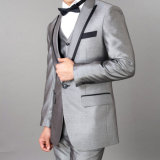 Made to Measure Men′s Slim Fit Suit (MTM130025)