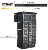 Professional Line Array Speaker Vt-312 & Vt-218