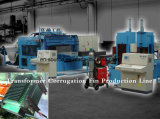 Automation Equipment Transformer Corrugation Fin Production Line