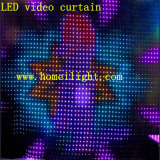 Soft Screen LED Video Curtain